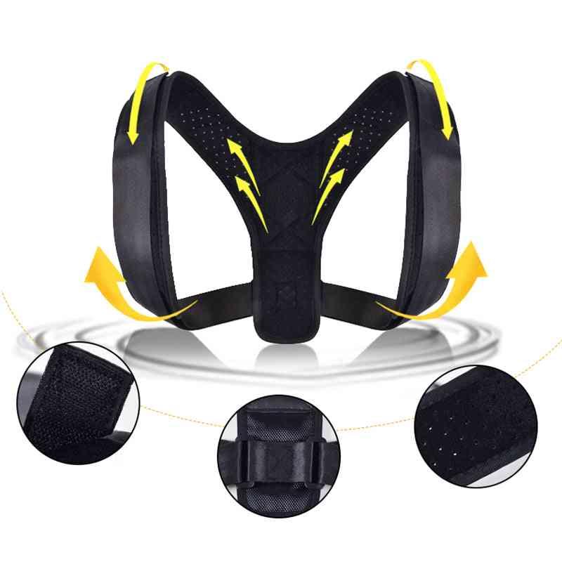 Body Posture-corrector Shoulder-support Belt