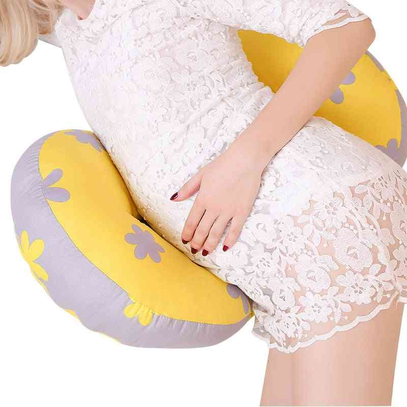 Multi-function U-type Belly-support Side-sleepers Pillow For Pregnant Women