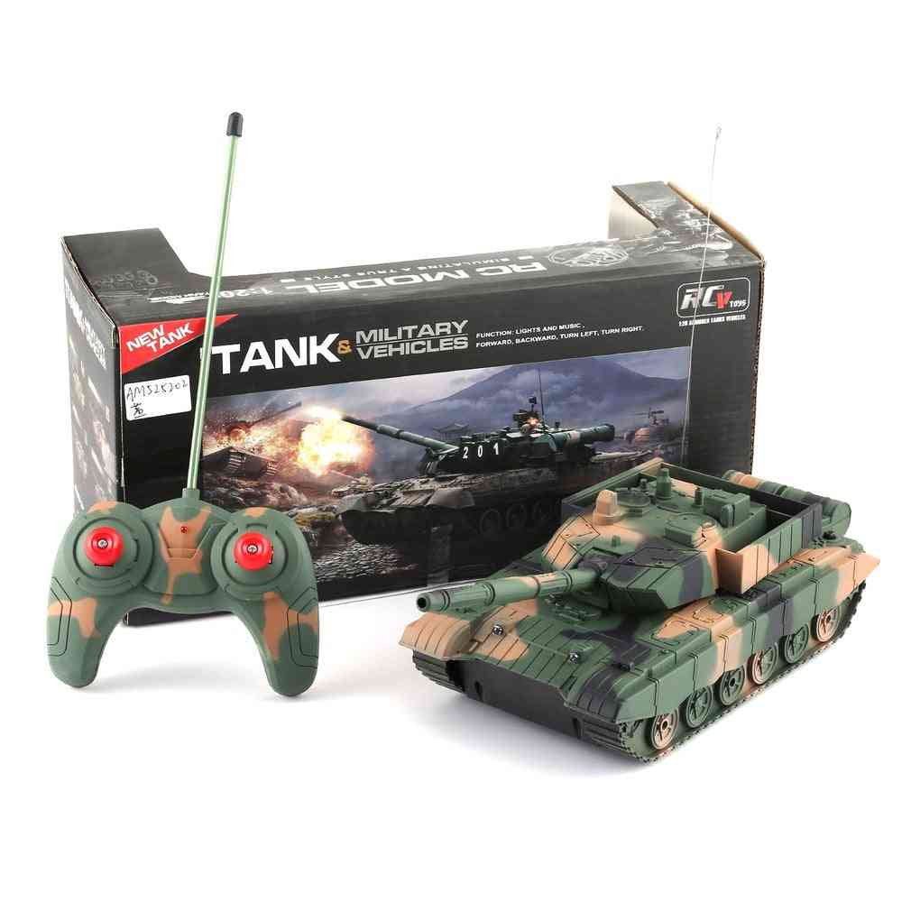 Remote Control Military Vehicle Armored Battle Tanks