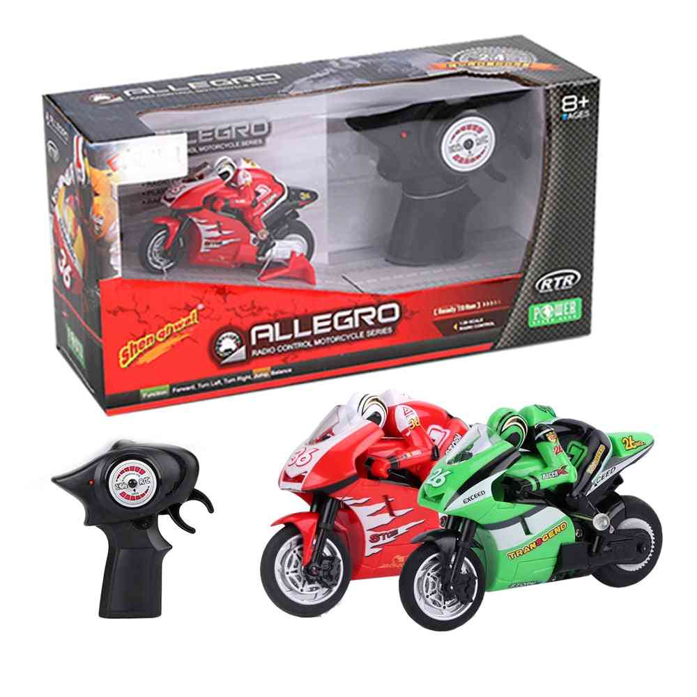 Mini Kids Electric Remote Control Motorcycle For Kids