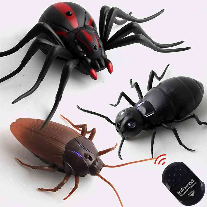 Infrared Remote Control Insect Toy Kit For Kids