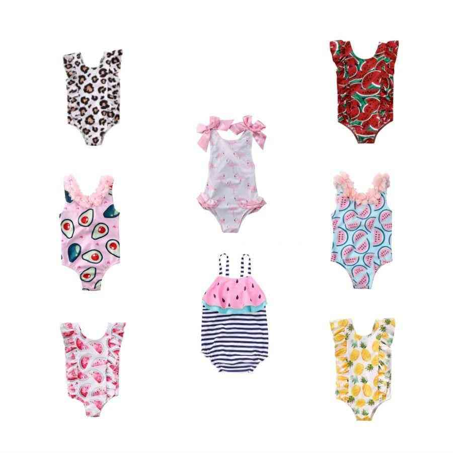 One-piece Swimming Costume Fro Toddlers