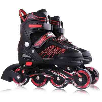 Men's & Women's Youth Straight Line Roller Skating Shoes