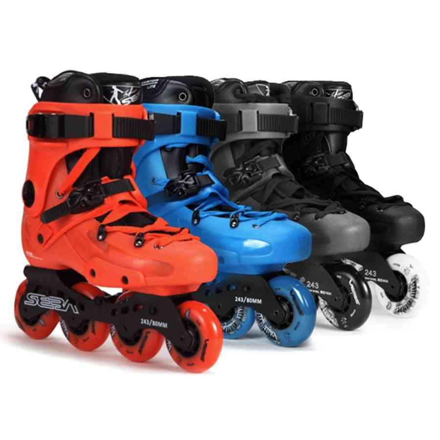 Skates Street Free Style Roller Shoes Slalom
