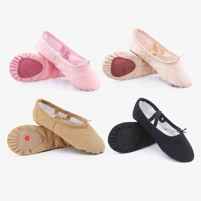 4 Layered Soft Ballet Shoes