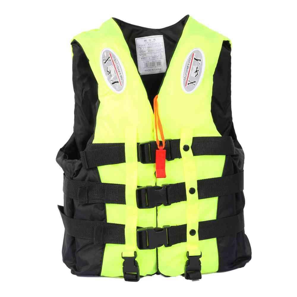 Universal Outdoor Swimming Vest-survival Jacket
