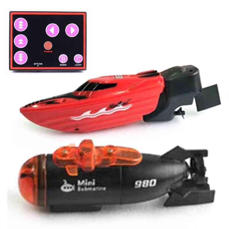 Remote Control Submarine Model Toy