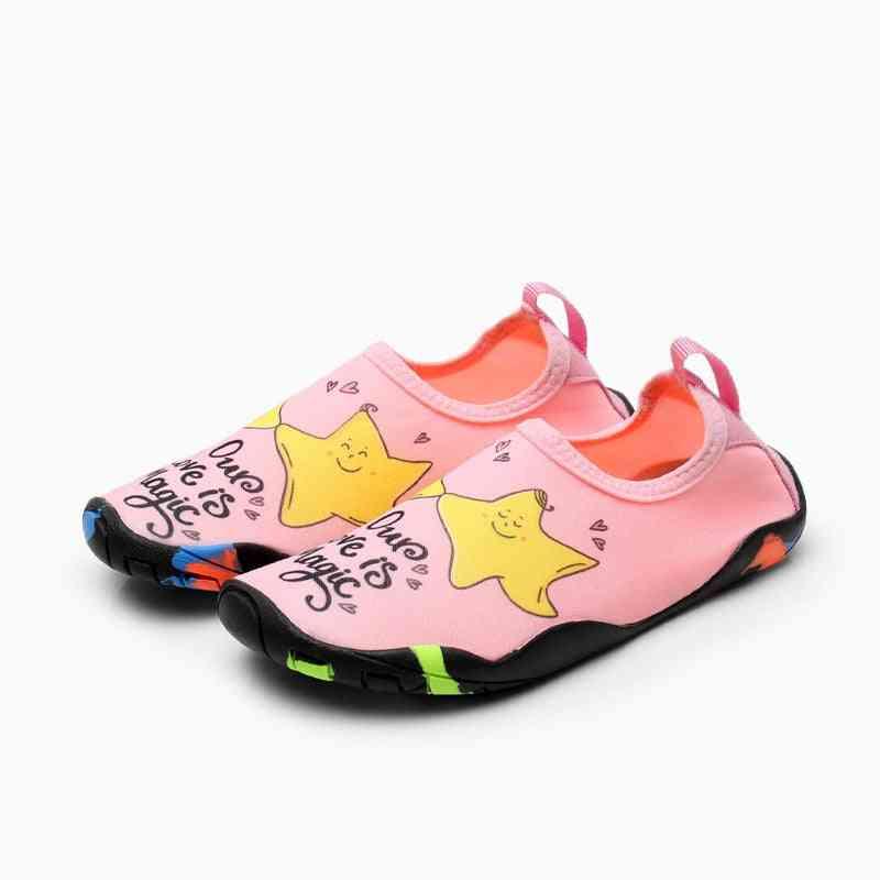 Children Beach Shoes, Baby Soft Floor Indoor Slipper Snorkeling Swim Socks