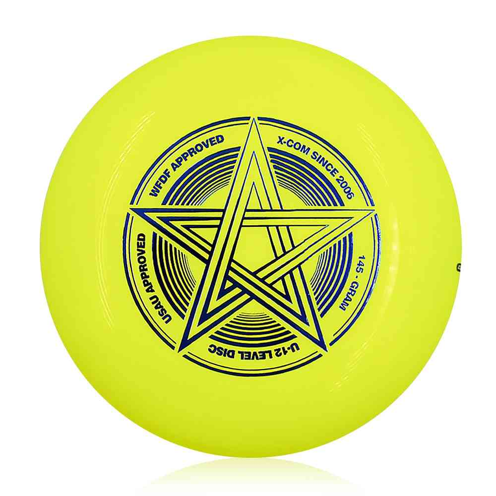 Plastic Flying Discs, Professional Outdoor Play Toy
