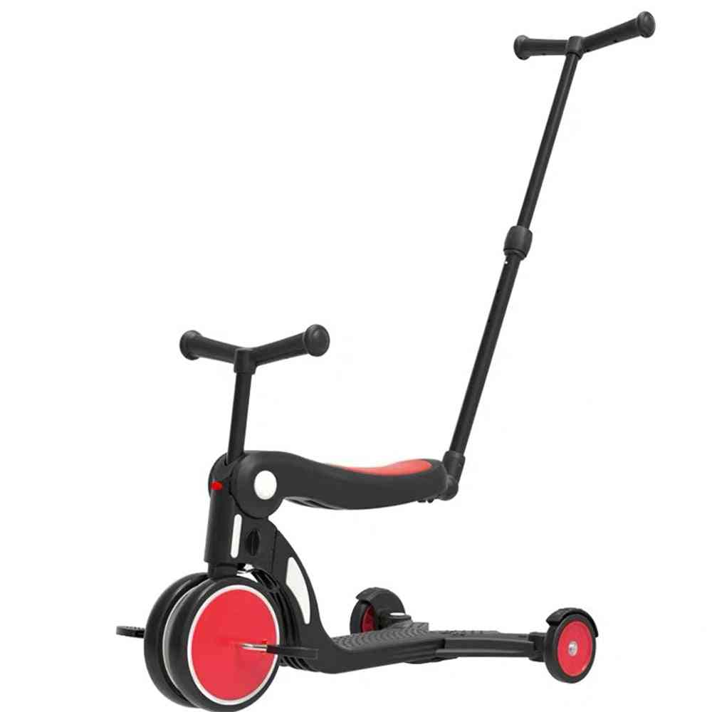 Three-wheel Balance Tricycle For Children
