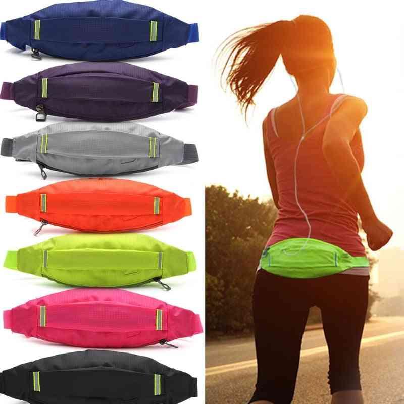 Unisex Sports Waist Belt Bag