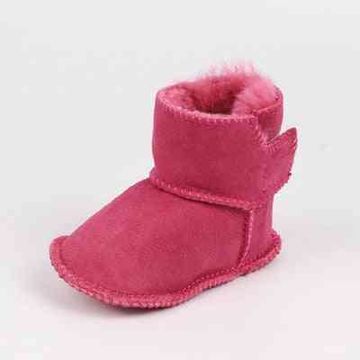 Baby Winter Snow Boots, Boy & Snow Shoes