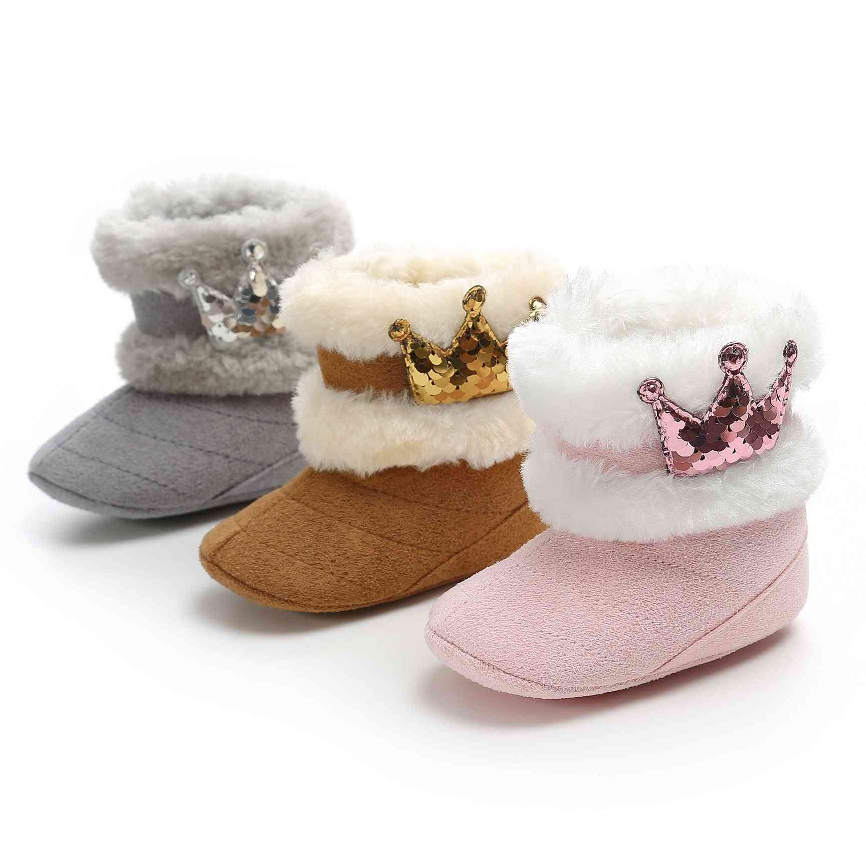 Winter Baby Boots, Snow Shoes