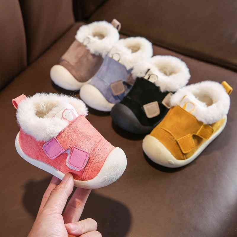 Children Snow Boots, Warm Baby Shoes
