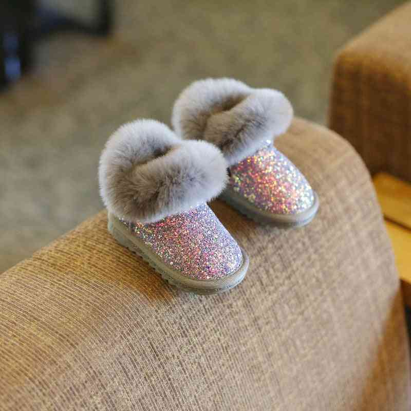 Baby Bling Snow Boots