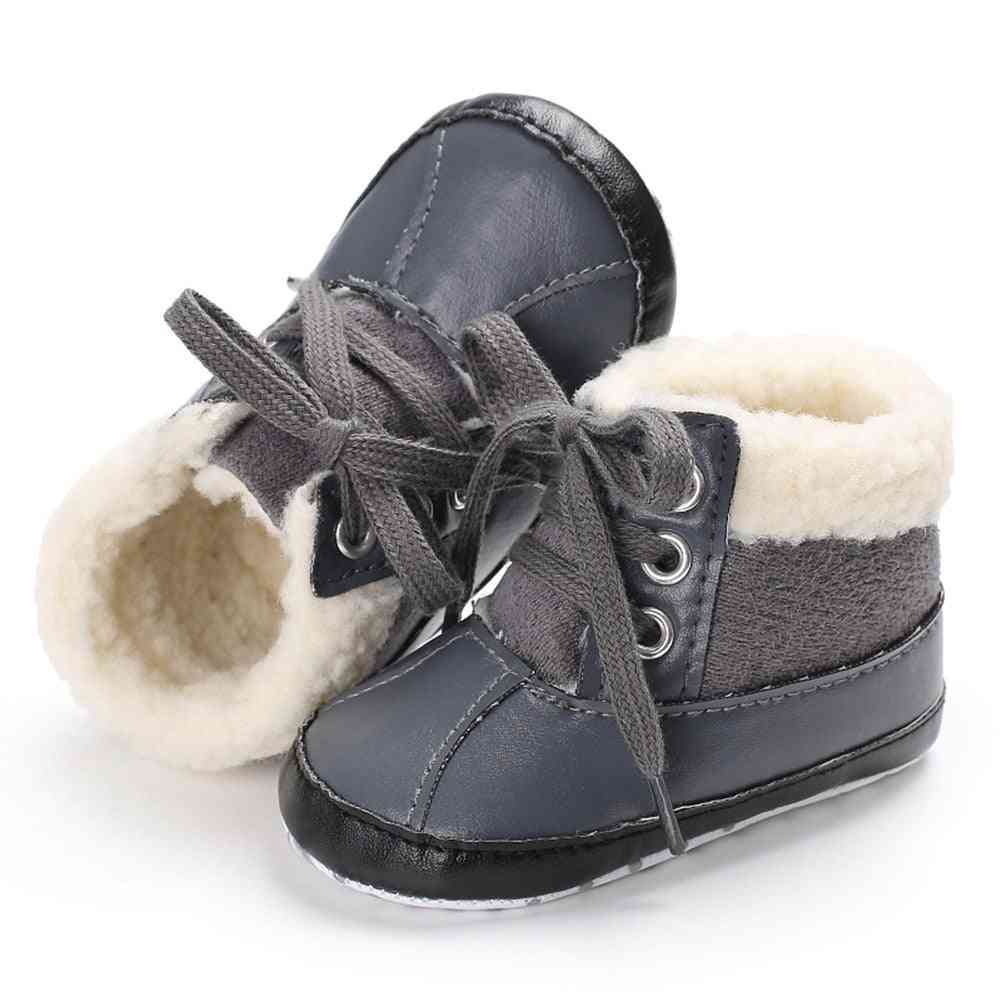 Infant Newborn Baby Winter Warm Boots / Shoes
