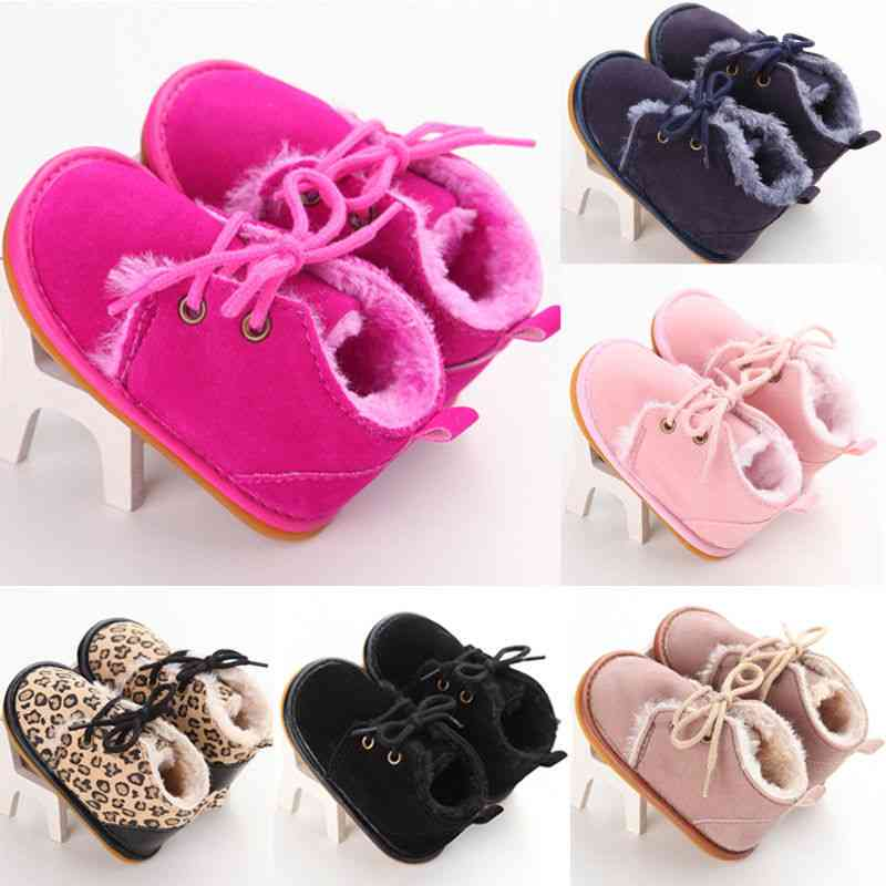 Newborn Baby Winter Boots, Infant Snow Shoes
