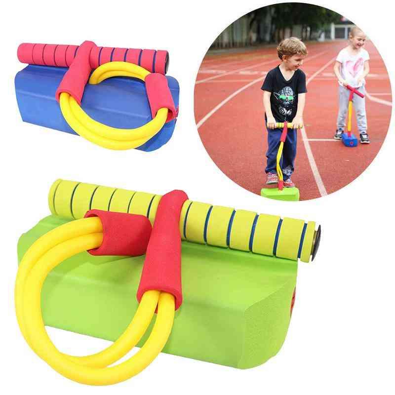 Non-slip Design, Foam Pogo Jumper