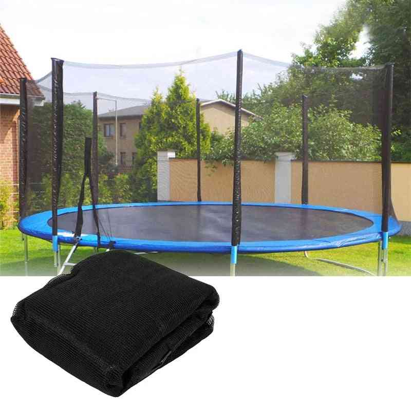 Universal Trampoline Safety Net With Buckle For Home/indoor/outdoor