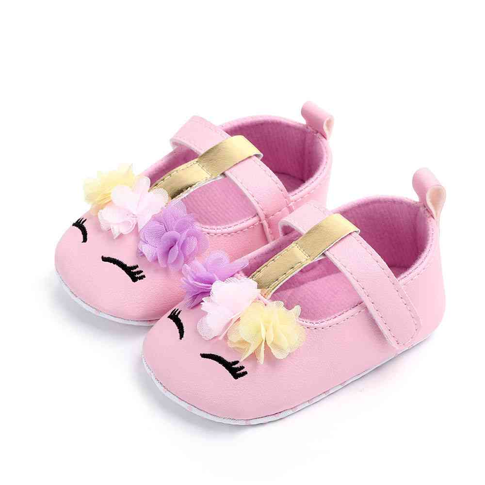 Baby Shoes, Pu Leather Soft Sole Crib Shoe