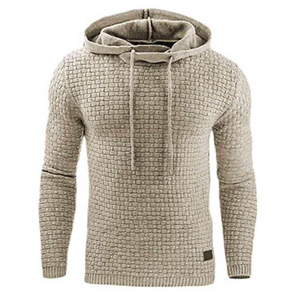 Autumn Hooded Sweatshirt