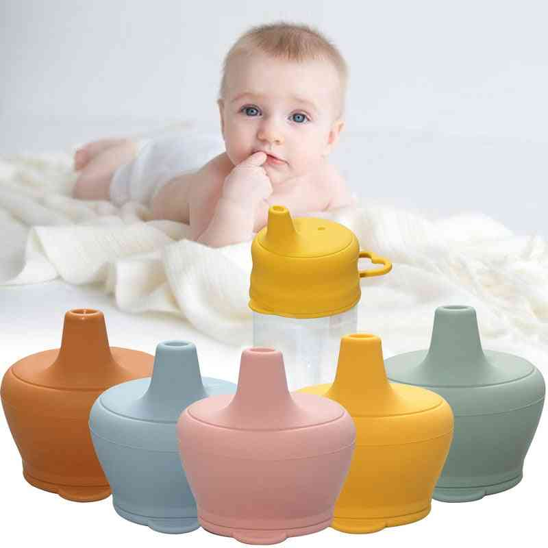 Baby Feeding Drinkware Silicon Sippy Cups