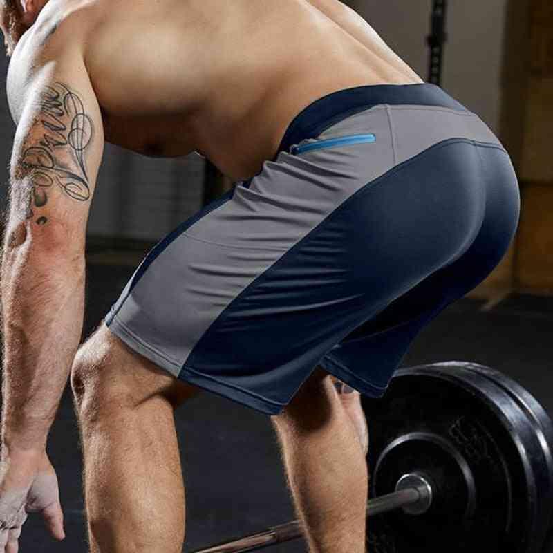 Men  Fitness Training Sport Shorts