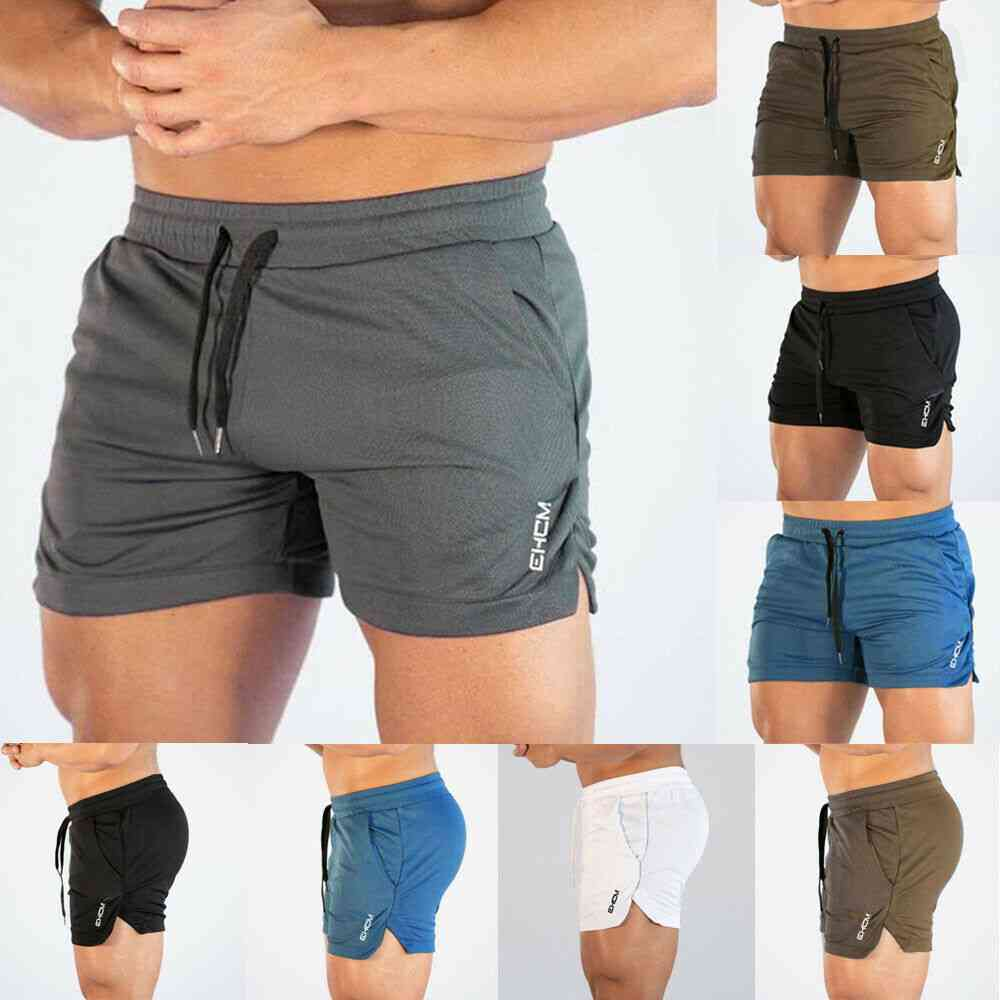 Men's Breathable Workout Shorts