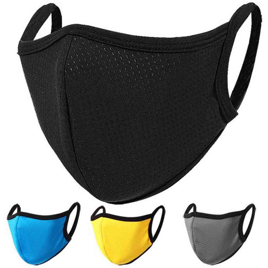 Unisex Windbreak Seamless, Quick-drying Dustproof Face Masks