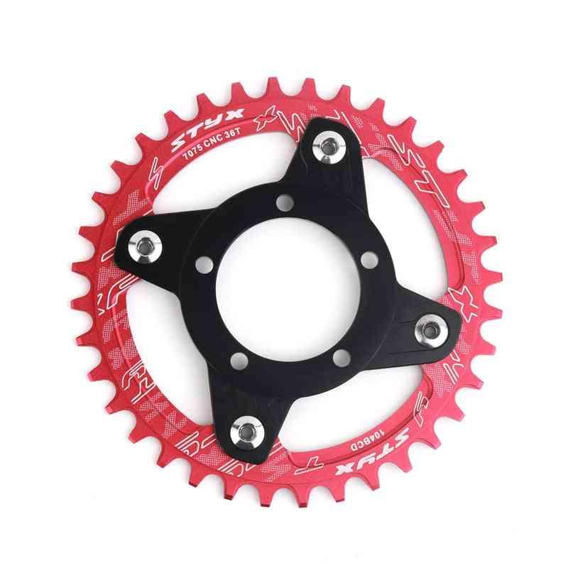 E-bike Chain Wheel For Bafang-mid Drive Motor Kits