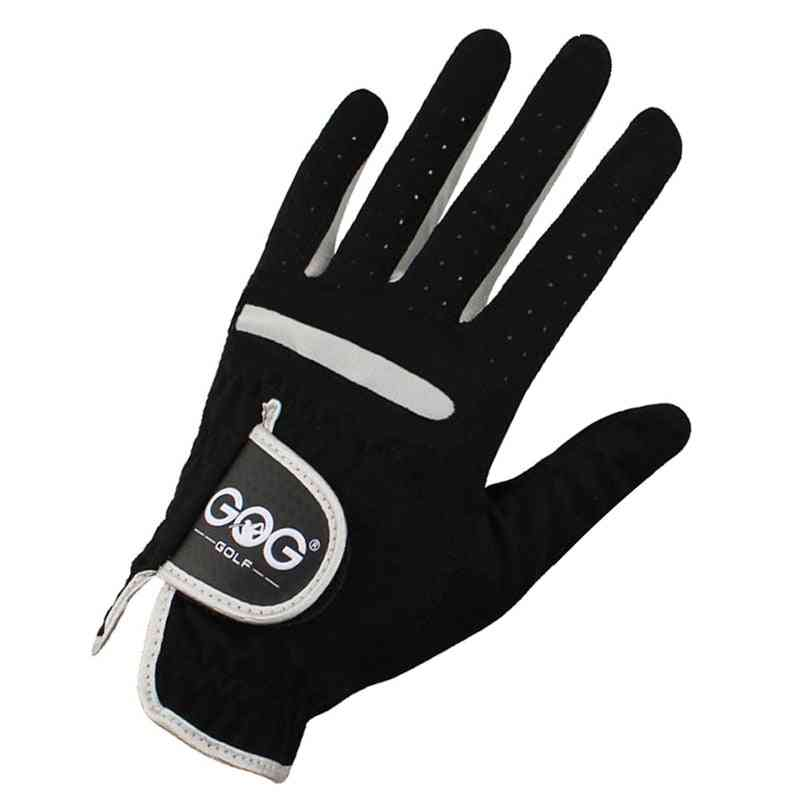 Men's Golf Glove- Micro Soft Breathable Fiber