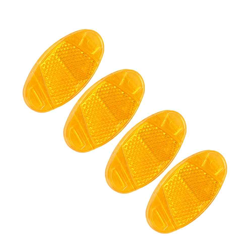 Bright Safety Warning Reflector For Bicycle/mountain Bike