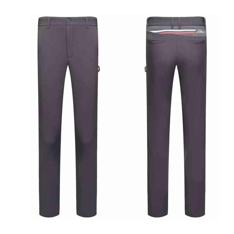 Men Winter Golf Pants