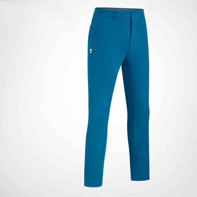 Mens Pants, Waist Elastics Slim Fit Pgm Golf Apparel Sports Trousers