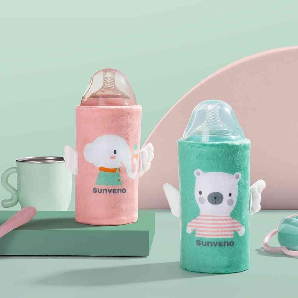 Sunveno Portable Milk Bottle Warmer For Babies
