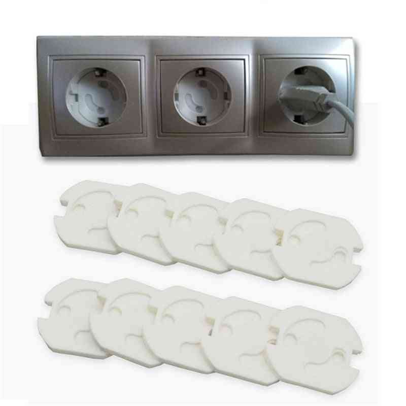 Baby Safety Rotate Cover - Hole Round Electric Protection Socket