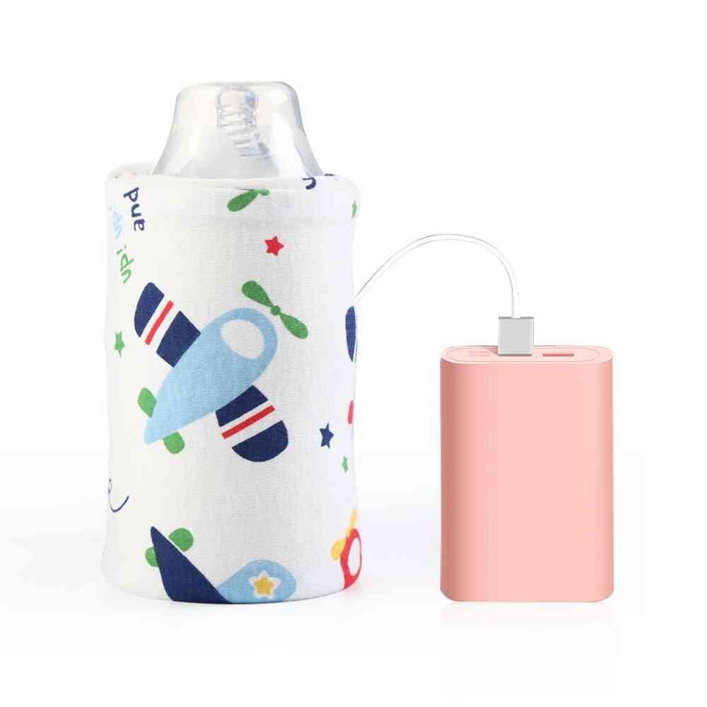 Usb Rechageable Insulated Bag For Baby Milk Bottles