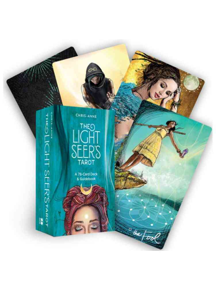 High-quality English Tarot Deck Board Game Cards