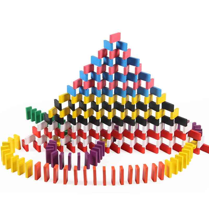 Building Blocks Shape - Learning Educational Wooden For