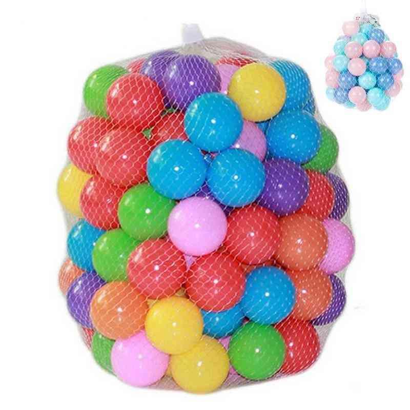 Baby Playpen Ocean Macaron Candy Air Ball