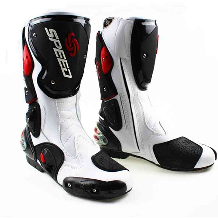 Off-road Motorcycle Racing Boots