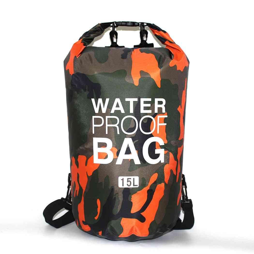 Waterproof Dry Bags For Hiking, Travel, Sport, Climbing, Camping, River Trekking