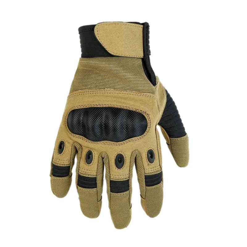 B8 Touch Screen Gloves, Tactical Fighting Full Finger Climbing Gloves