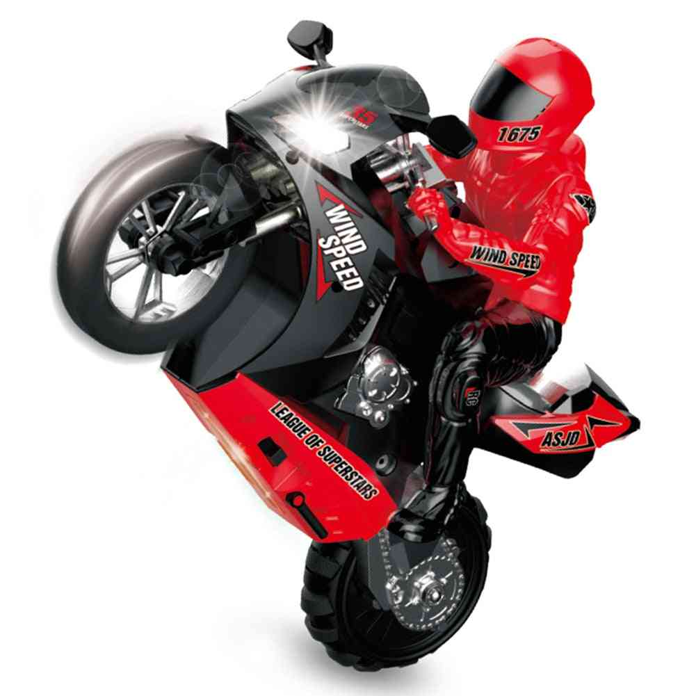 Mini Electric Remote Control Motorcycle