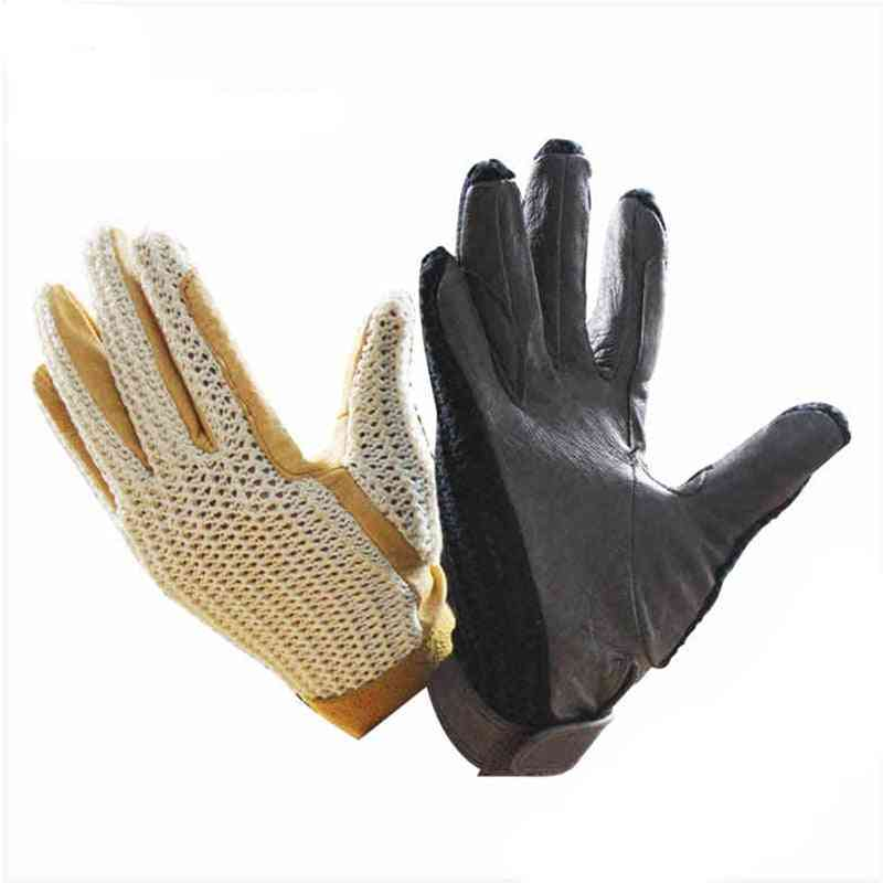 Equestrian Knight Horse Riding Gloves