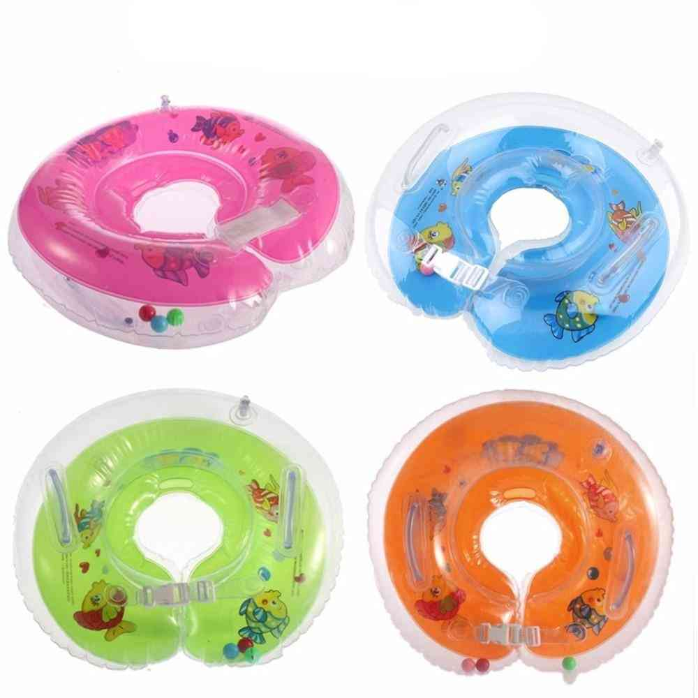 Baby Aid Infant Swimming Neck Float Ring