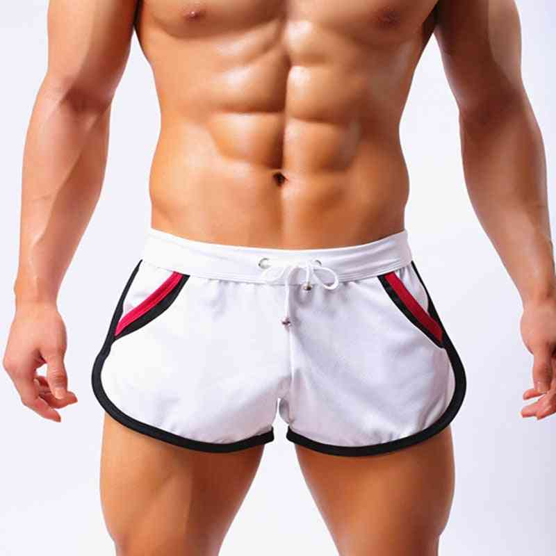 Men's Swim Trunks - Quick Dry Beach Shorts With Pockets