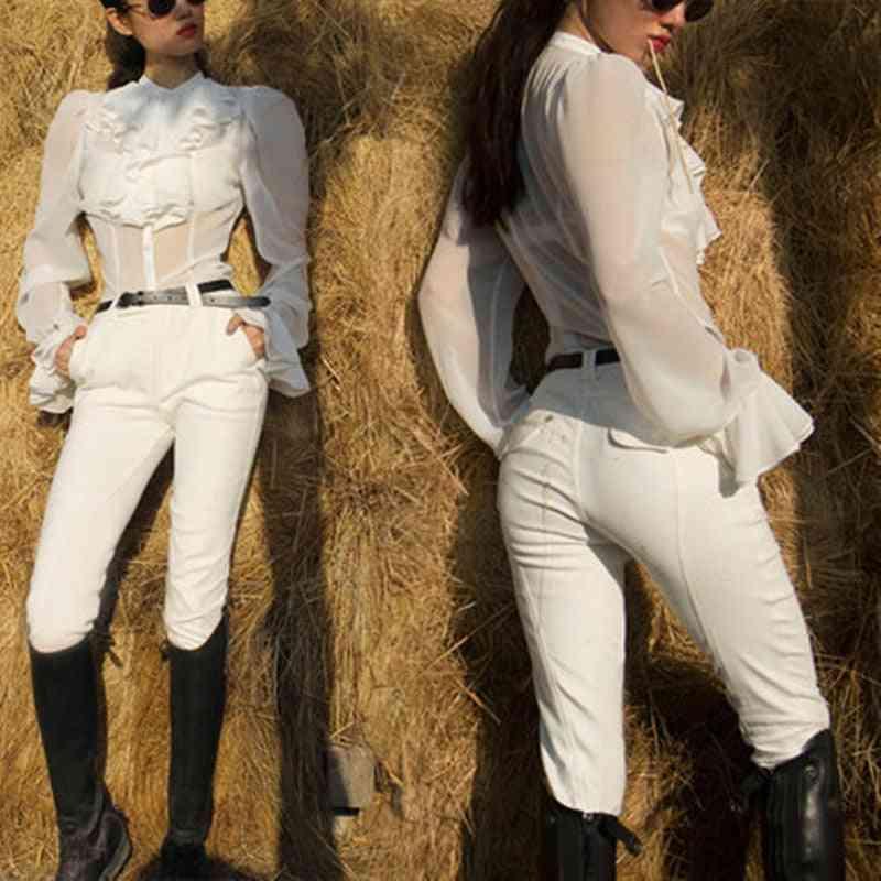 Horse Riding Pants, Autumn & Winter Vest Jacket