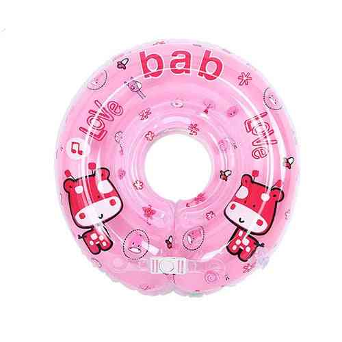 Inflatable Swimming Neck Float Ring For Baby