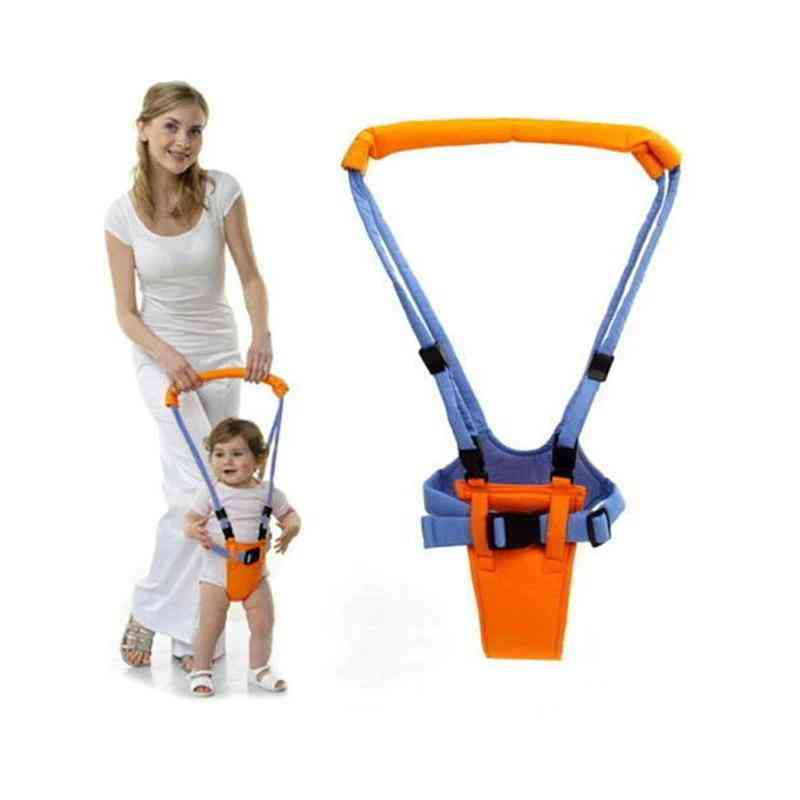 Newborn Baby Harness-assistant Walker With Jumper Strap Belt